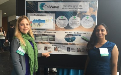CalWave at the 2015 MIT Clean Energy Prize